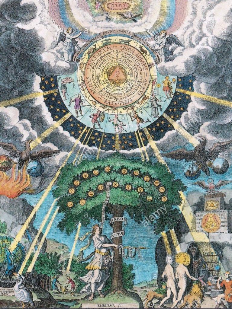 arbre de vie et religion