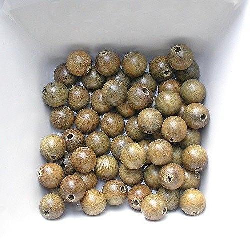 perles en bois de santal