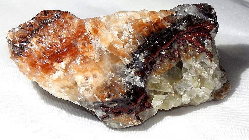 pierre en Calcite naturelle