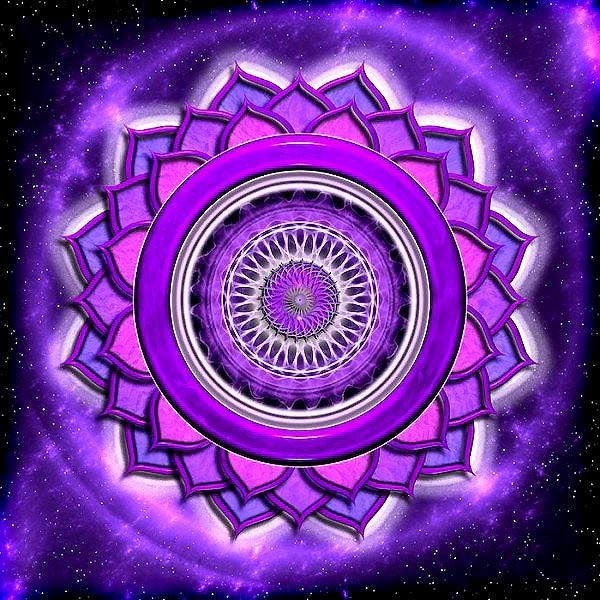 Le chakra de la couronne : signification et pouvoir 2