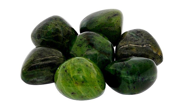 Jade vert pour homme