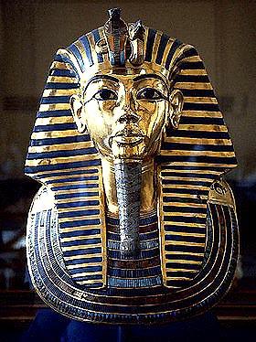 Lapis lazuli et égypte pharaon
