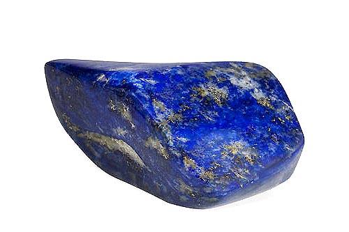 Lapis lazuli pierre naturelle