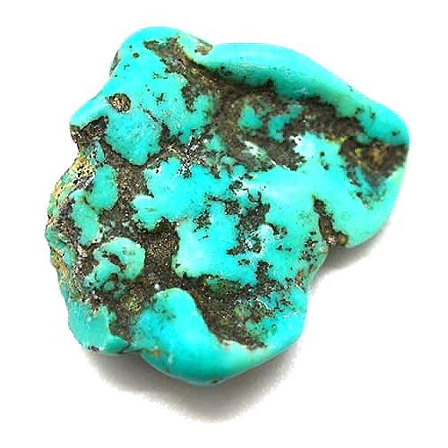 Pierre de turquoise naturelle