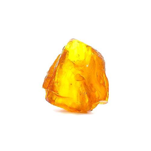 Résine d'ambre naturelle
