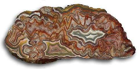 agate dentelles folles