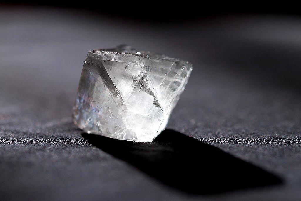 crystal de fluorite claire