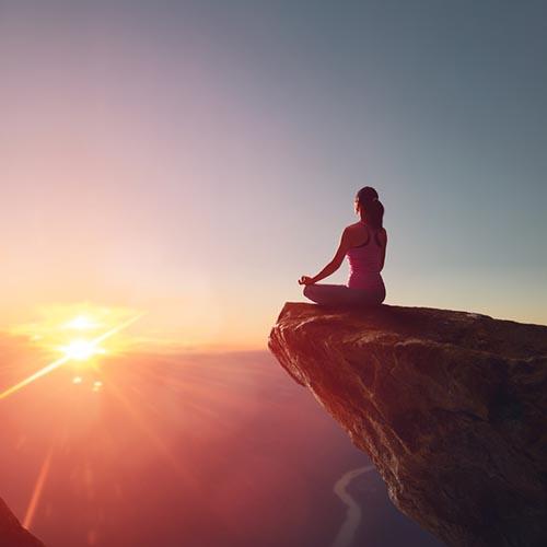 crystal méditation