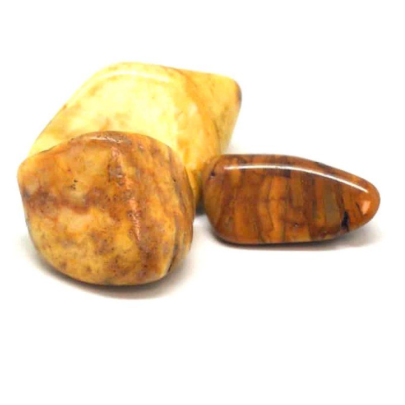 Propriétés et vertus de la pierre de jaspe jaune 1