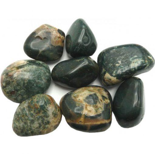 pierre jaspe vert naturelle