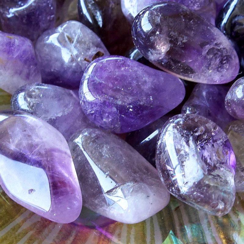 pierre naturelle amethyste brandberg