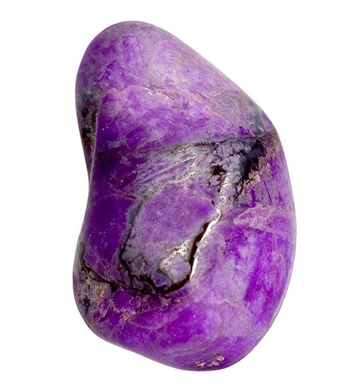pierre naturelle en sugilite