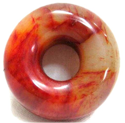 pierre naturelle jaspe rouge