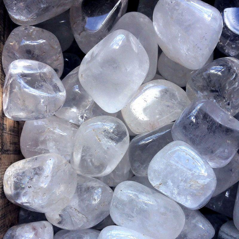 pierre quartz clair