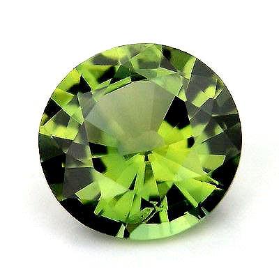 pierre saphir vert